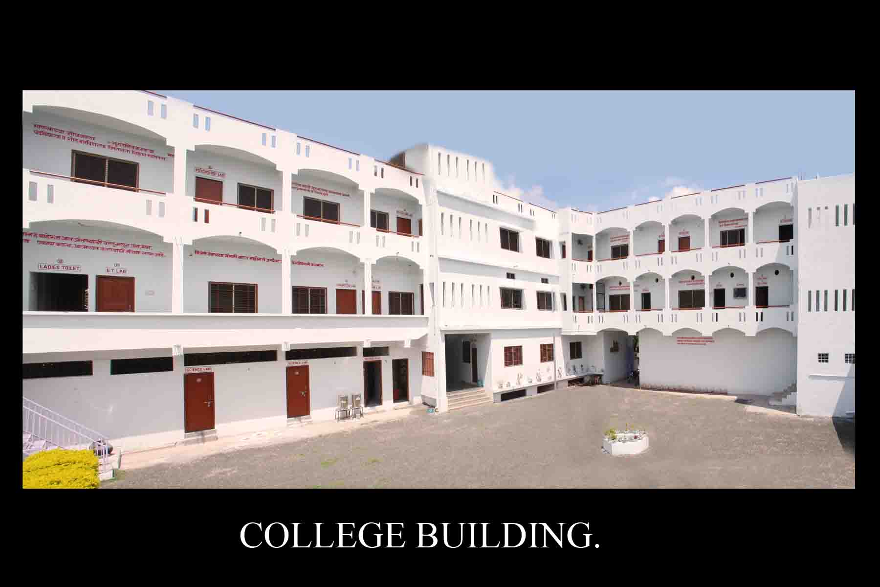 The gallery for --> Modern College Building